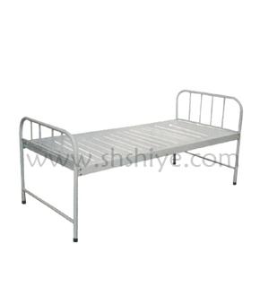钢制平板床