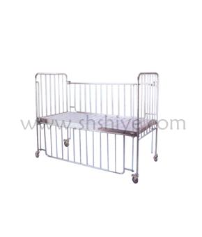 不锈钢儿童床