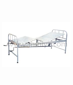 钢制双摇床