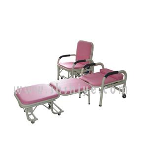 可定制床边型陪护椅厂家